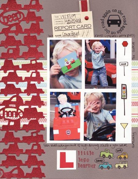 Little Lego Learner