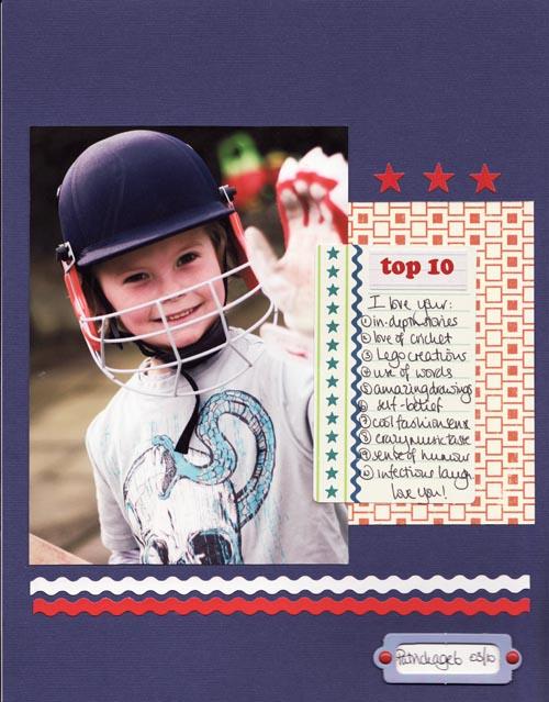 Top 10 Patrick